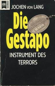 Literatur-Gestapo-Taschenbuch-Titel