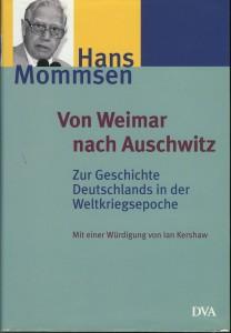Literatur-Miommsen-Auschwitz-Titel