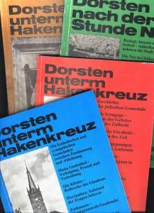 Literatur-Titel Dorsten Hakenkreuz