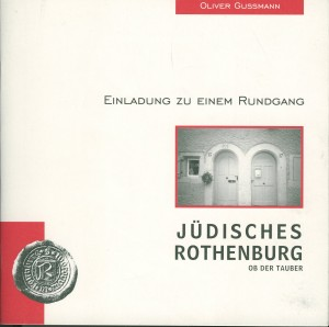 Literatur-Titel-Gusmann-Juden