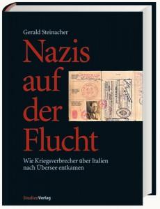 Literatur-Titelseite-Fluchtweg-Buch Steinacher