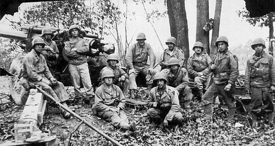 Amerikanische Kampftruppen