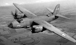 Eine Staffel dieses Flugzeugtyps entlud ihre Bomben über Rothenburg: eine A 26 C Invader