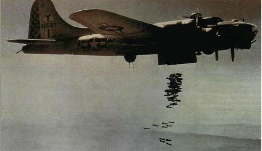 "Brandbomben ""regneten"" vom Himmel"