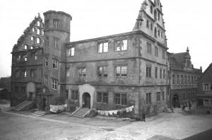 Ehemalige Lateinschule an der St. Jakobskirche