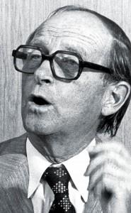 """Hans Filbinger, der """"furchtbare Jurist"""""""