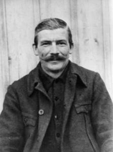 Bauer Friedrich Hanselmann leistete Widerstand
