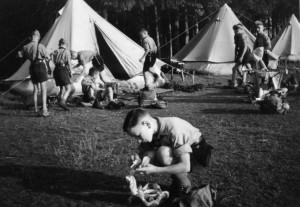 Fahrten und Zeltlager begeisterten die Jungs