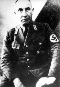 Der Rothenburger Nationalsozialist Friedrich Uebelhoer