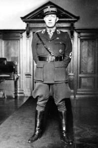 Helldorff als SA-Führer