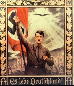 Hitler als ein vom Hl. Geist erleuchteter Führer