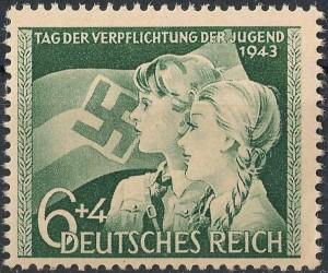 Sonderbriefmarke 1943
