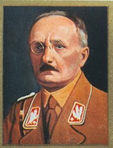 Hans Georg Hofmann übernahm die fränkische SA