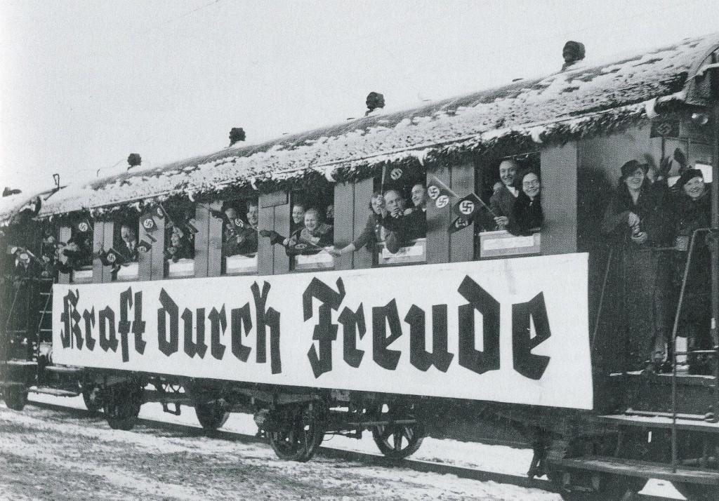 Kraft-Zug