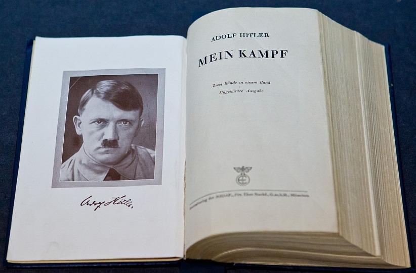 Innentitel des Buches, zwei Bände in einem Band