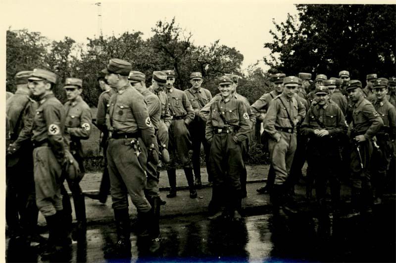 Sturm-Abteilung (SA) vor 1933 in Franken