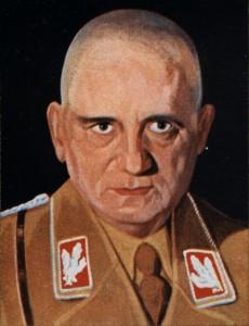 Ludwig Siebert, zeitgenössisches Propagandabild