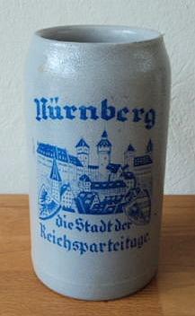 """Nürnberg, """"Stadt der Reichsparteitage"""""""
