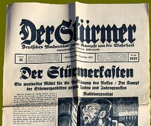 """Stürmer""-Titel  Nr. 31/"