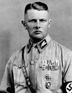 Der Schillingsfürster Wilhelm Stegmann gründete auch die Rothenburger NSDAP-Ortsgruppe