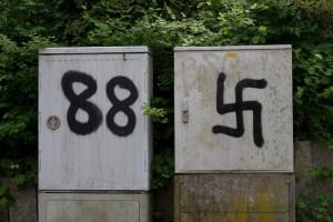 Neo-Nazi-Symbol 88