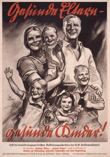 NS-Propagandaplakat 1934