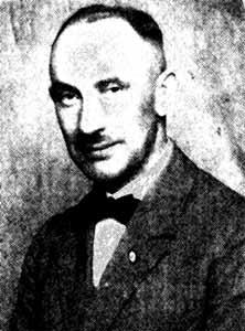 Friedrich Uebelhoer vor 1933