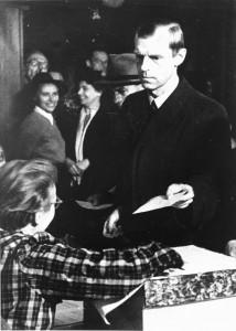 Sonderminister für Entnazifizierung in Bayern, Alfred Lorzing 1949