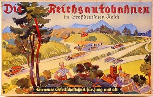 RAB-Autobahnspiel 1938