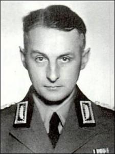 Karl Hildebrandt, RAD-