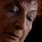 Überlebende Régine Krochmal 2009; Foto: WDR