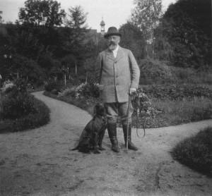 Konstantin Freiherr von Gebsattel in Gebsattel