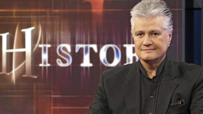 Der Historiker Guido Knopp trat im Februar 2013 als ZDF-Redakteur in den Ruhestand; Foto: Pressestelle ZDF