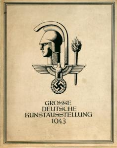 """Rothenburg Künstler Philippi stellte in den NS-Ausstellungen """"Deutsche Kunst"""" aus"""