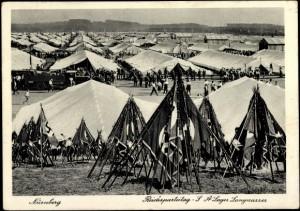 SA-Lager in Langwasser
