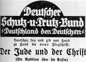 Einladung zu einem Votrag nach Heilbronn
