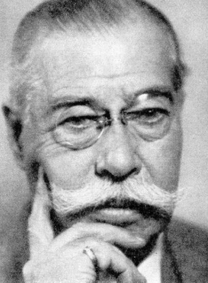 Antisemit und Vorsitzender des Schutz- und Trutzbundes Heinrich Claß 1933