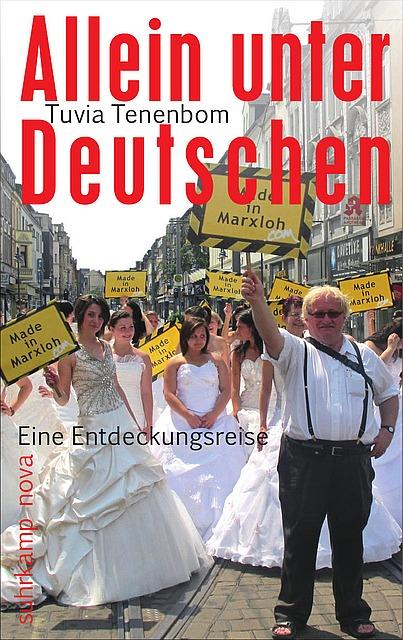 Tuvia Tenenboms Buch ist bei Suhrkamp erschienen