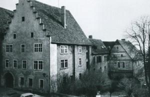 War in diesem Haus in der Herrngasse die vormalige Synagoge?
