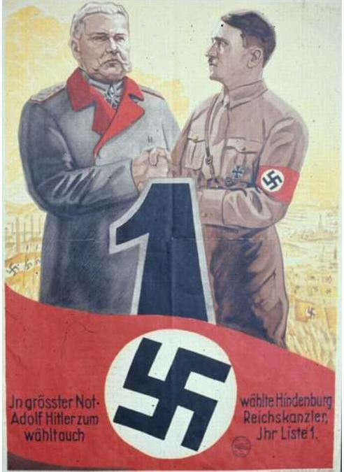Die Hindenburg-Hitler-Allianz 1933
