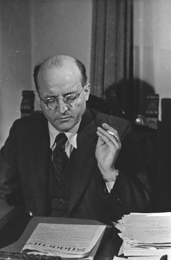Heinrich Schmitt, 1946