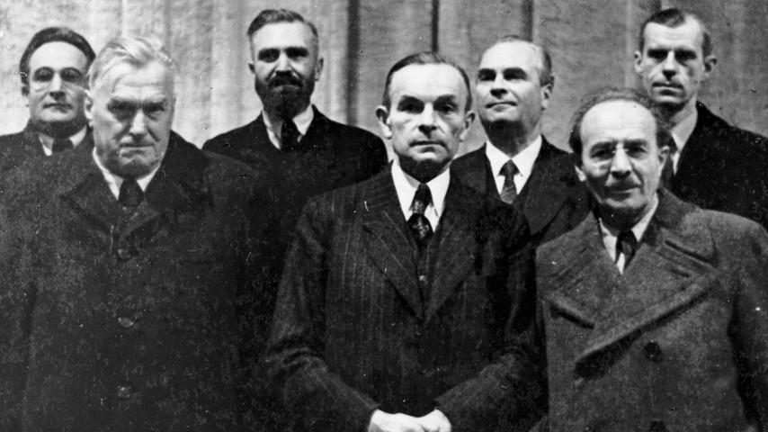 Bayer. Kabinett Ehard