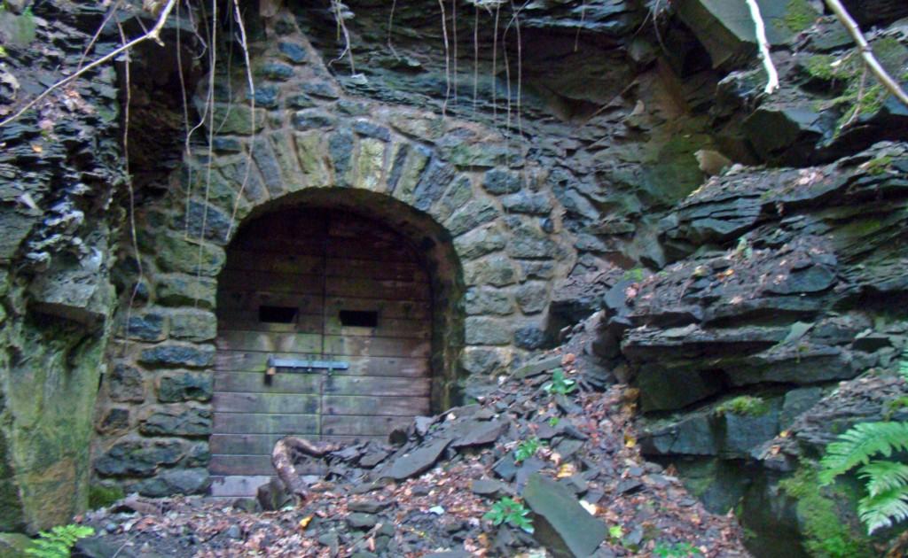Der Burgbernheimer Felsenkeller diente als Bunker
