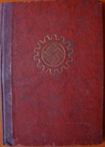 DAF-Mitgliedsbuch