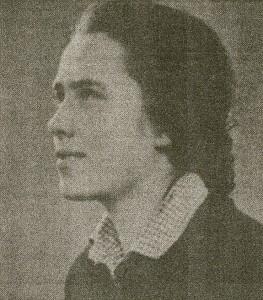 Betty K., 20 Jahre alt