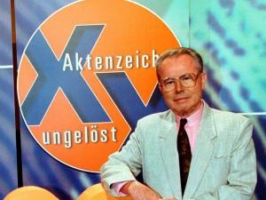Zimmermann, Gründer und erster Moderator von xy-ungelöst