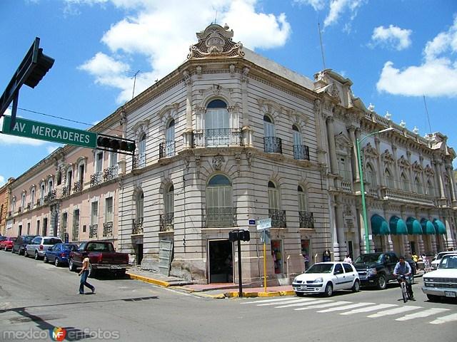 "Elternhaus in Hidalgo del Parral: ""Casa Stallforth"""