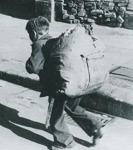 Alltägliches Bild 1945