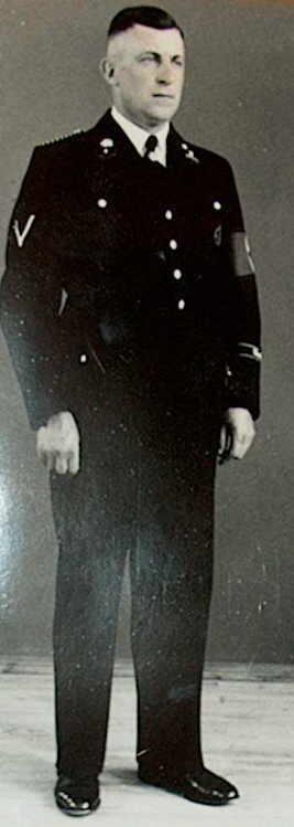 Auschwitz-Mörder Franz Johann Hofmann