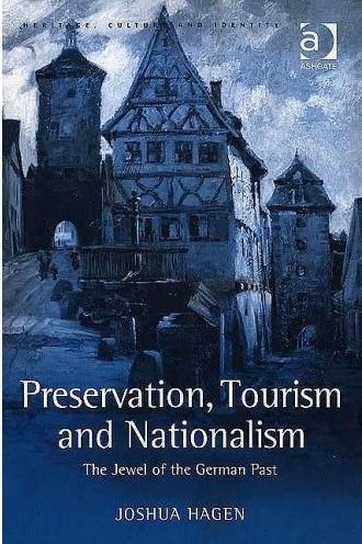 Titel Joshua Hagens Buch über die NS-Zeit in Rothenburg in englischer Sprache